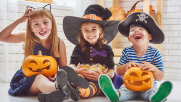 Boo! Halloween's here, but it's not all bad news